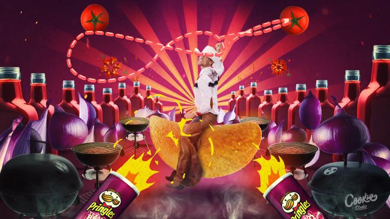 Pringles - Texas BBQ