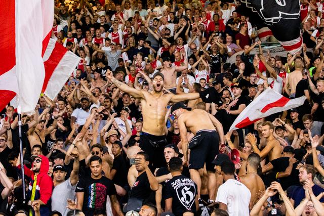 Dank voor alle passie en sfeer, op de tribunes spelen we al Champions League!