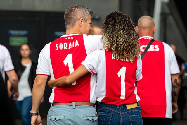 Echte liefde!