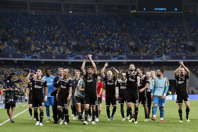 Dit is een mooie spelersgroep om de Champions League mee in te gaan