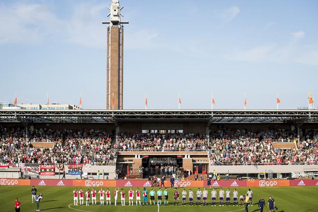 We hebben Ajax zich tig keer zien opstellen en dus brengt dit herinneringen boven
