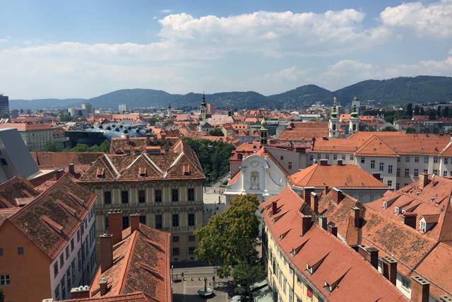 Bergen zijn in Oostenrijk nooit ver weg, vrees niet!