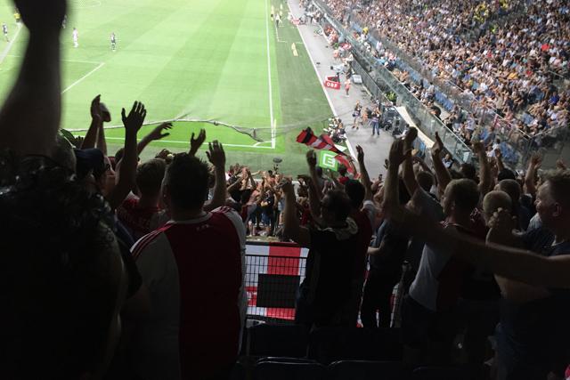 Tijd voor de Mozes! De zee splijt zich voor Ajax richting Europees voetbal