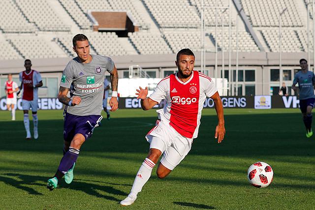 Anderlecht weet Labyad behoorlijk tegen de zijlijn aan te plakken