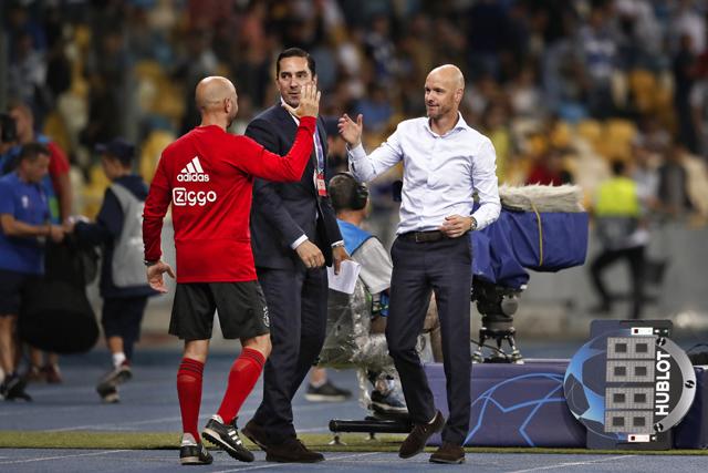 Afgelopen, missie geslaagd: Ajax is terug in de Champions League!