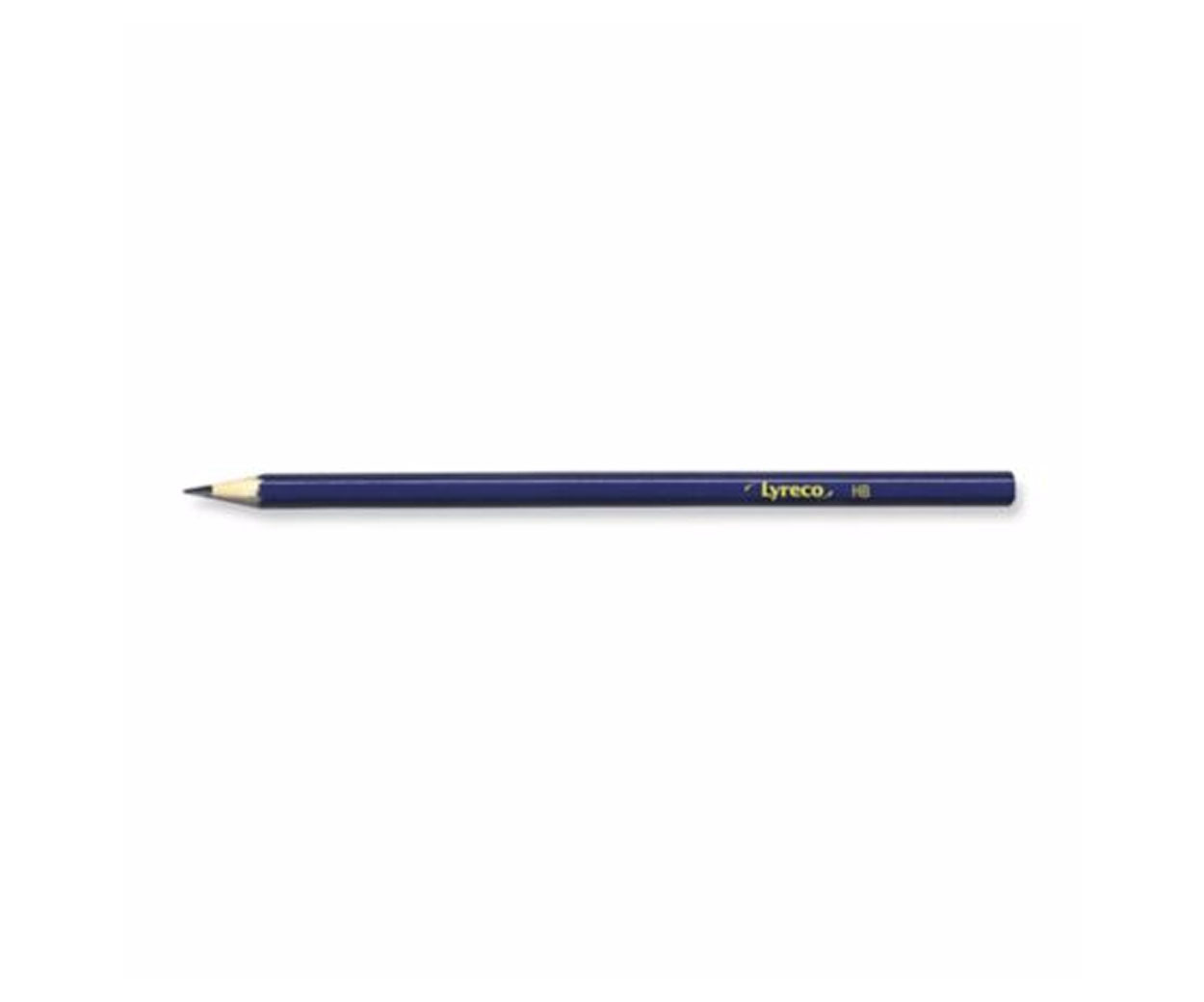 HB Undipped Pencils - Pack of 12