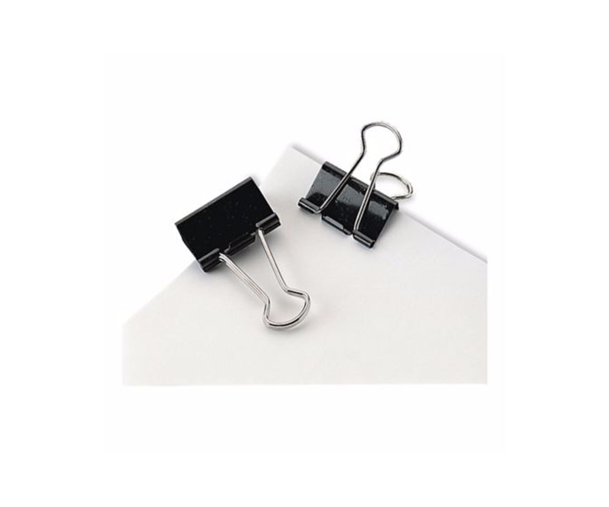 Fold-back Clips - Pack of 12