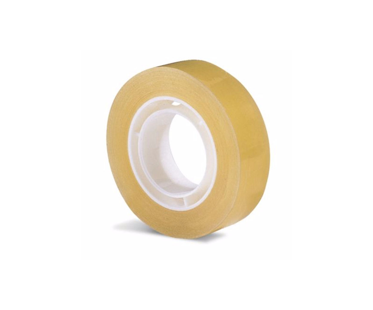 Clear tape easy tear 12mm x 33m - Pack of 12
