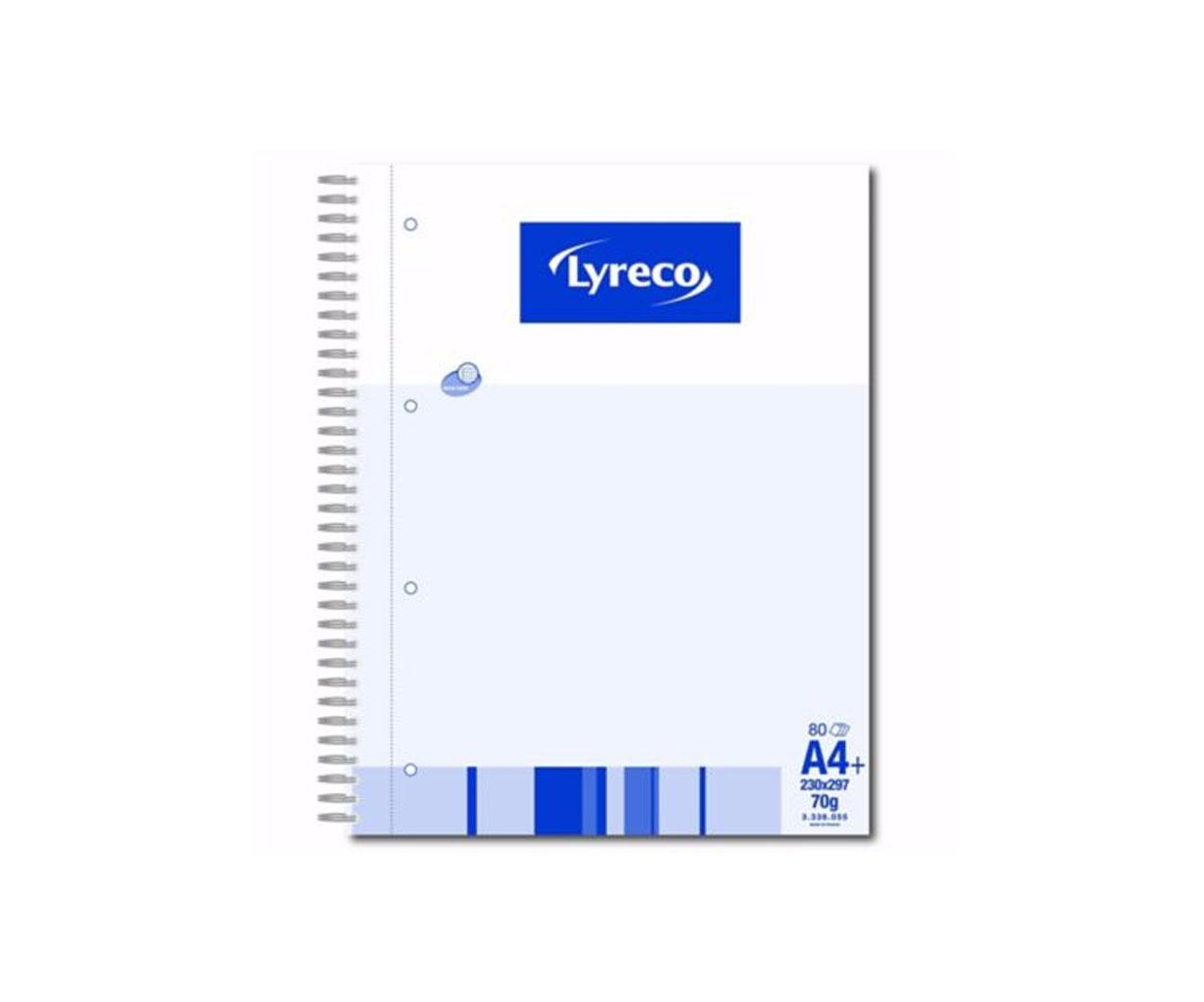Lyreco A5 Spiral Pad