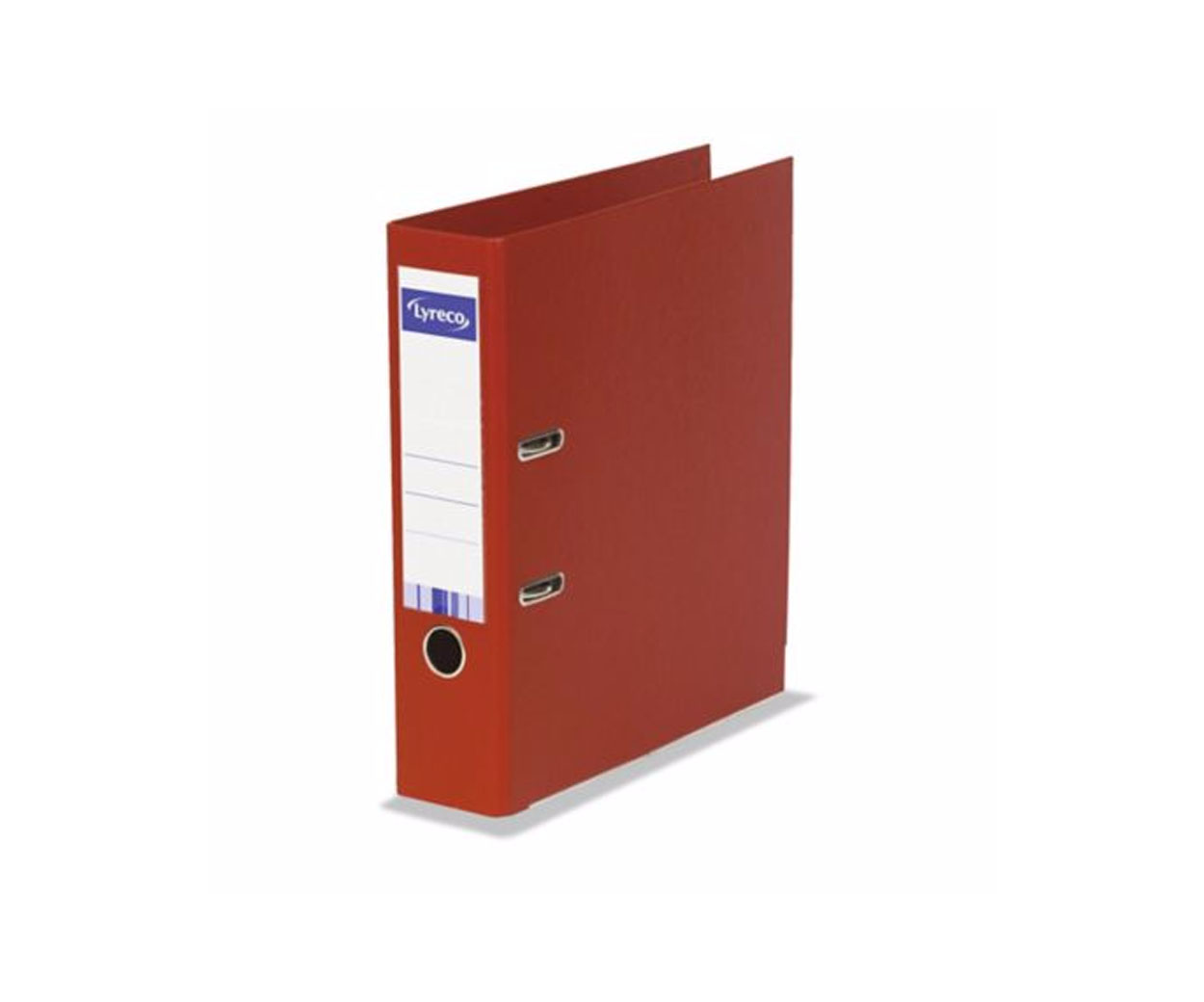 Lever Arch File Foolscap Red - Pack of 10
