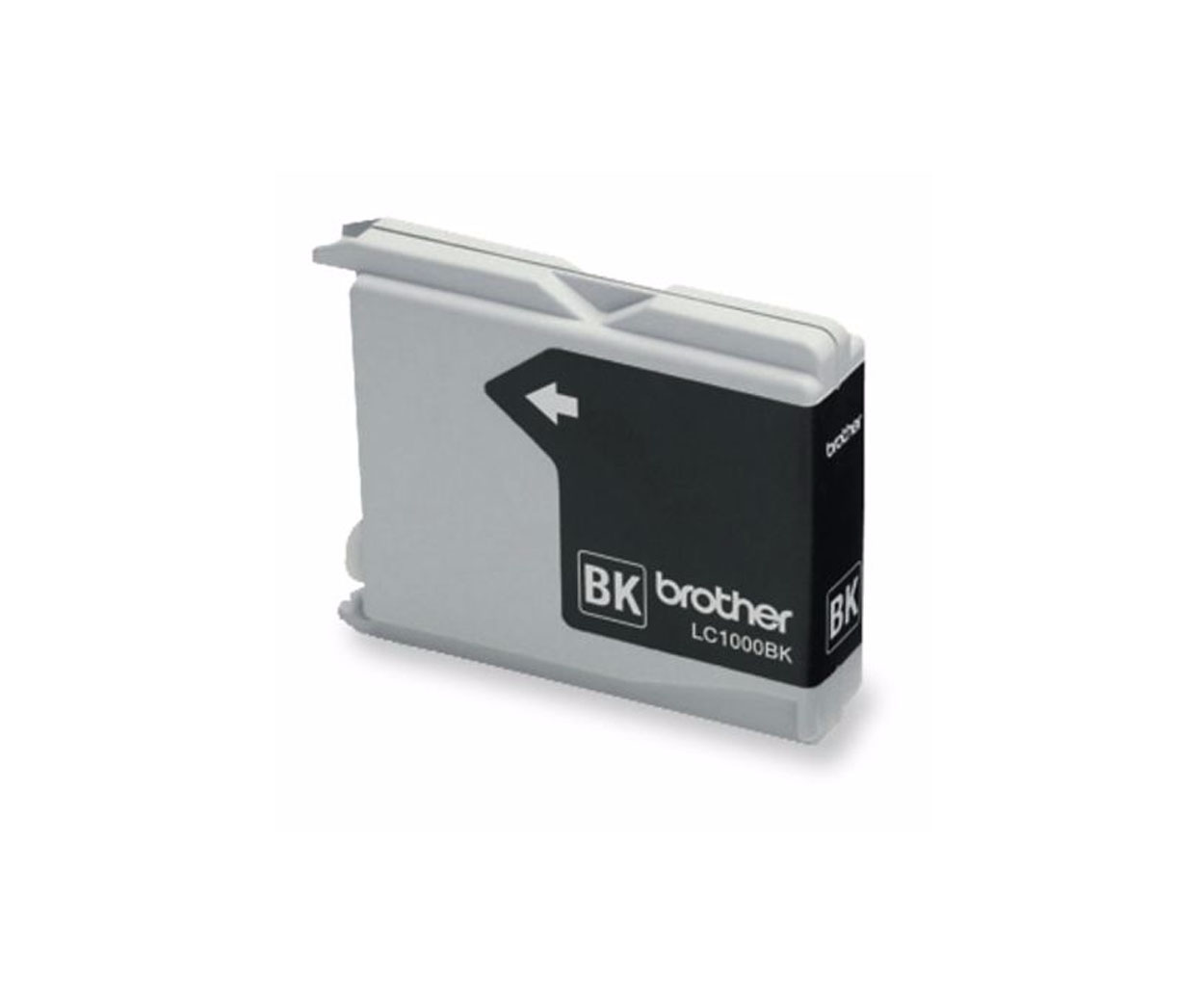 Brother Black LC1000BK Fax Cartridge - Limited stock