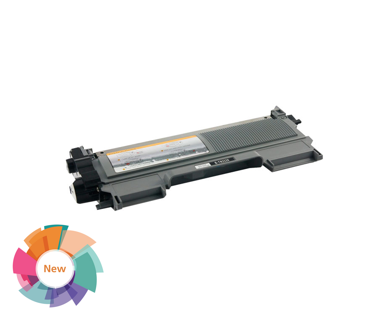 Stationery Clearance - Compatible Brother TN2220 Toner Cartridge