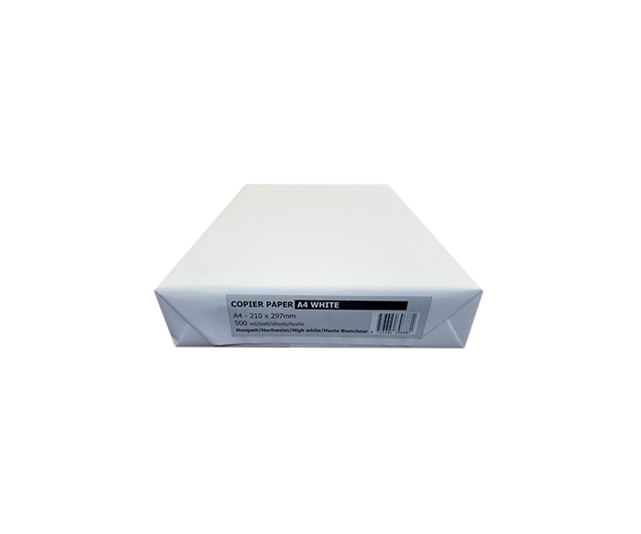 A4 White Copier Paper - Pack of 500 (5 reams)