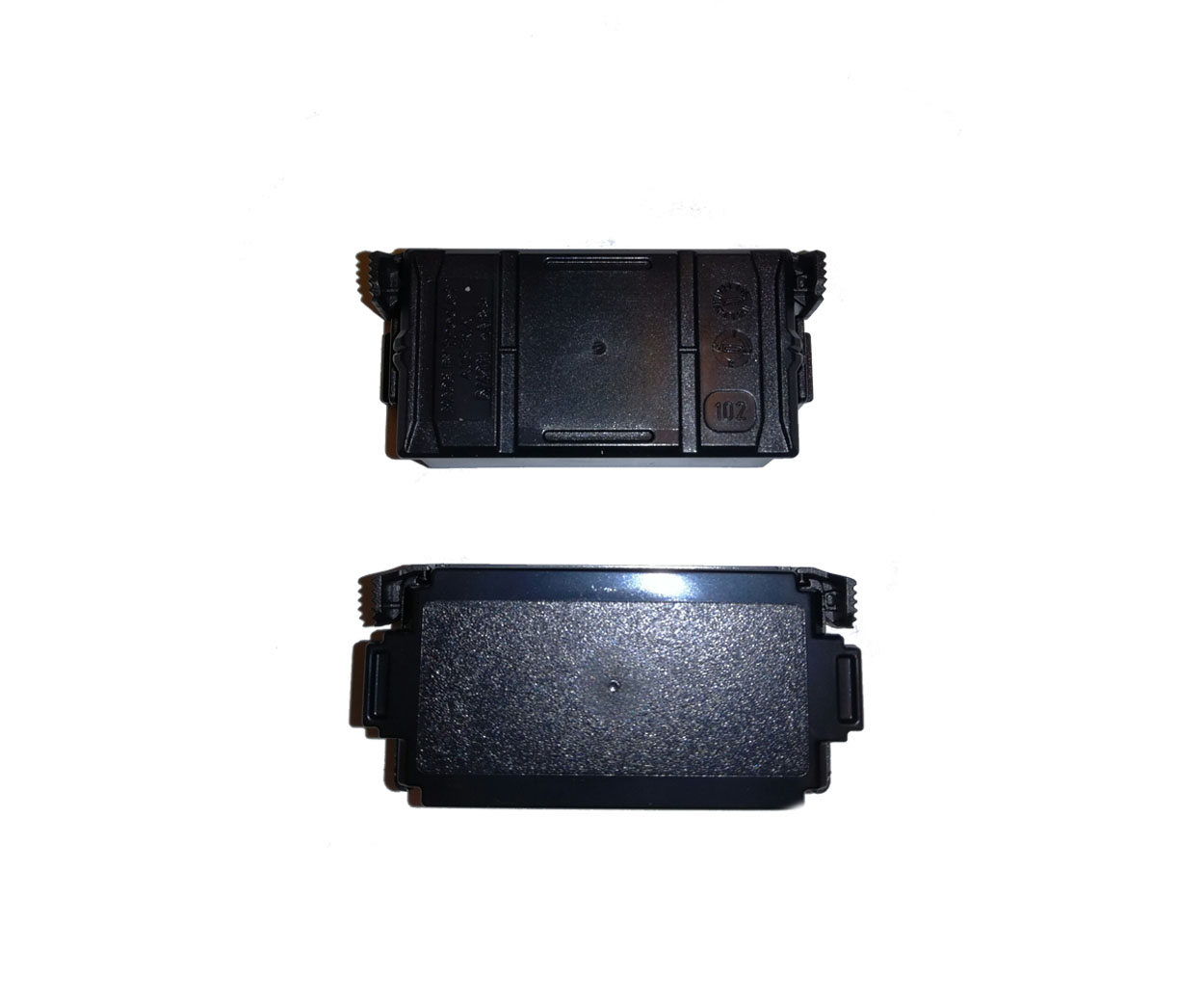 Black Replacement Ink Pads for Trodat 4911 Stamp