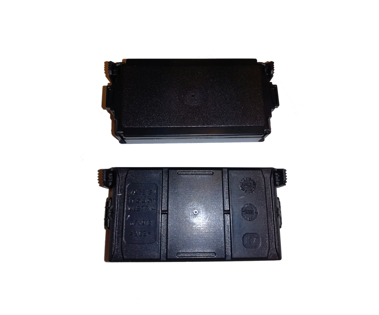 Black Replacement Ink Pads for Trodat 4912 Stamp