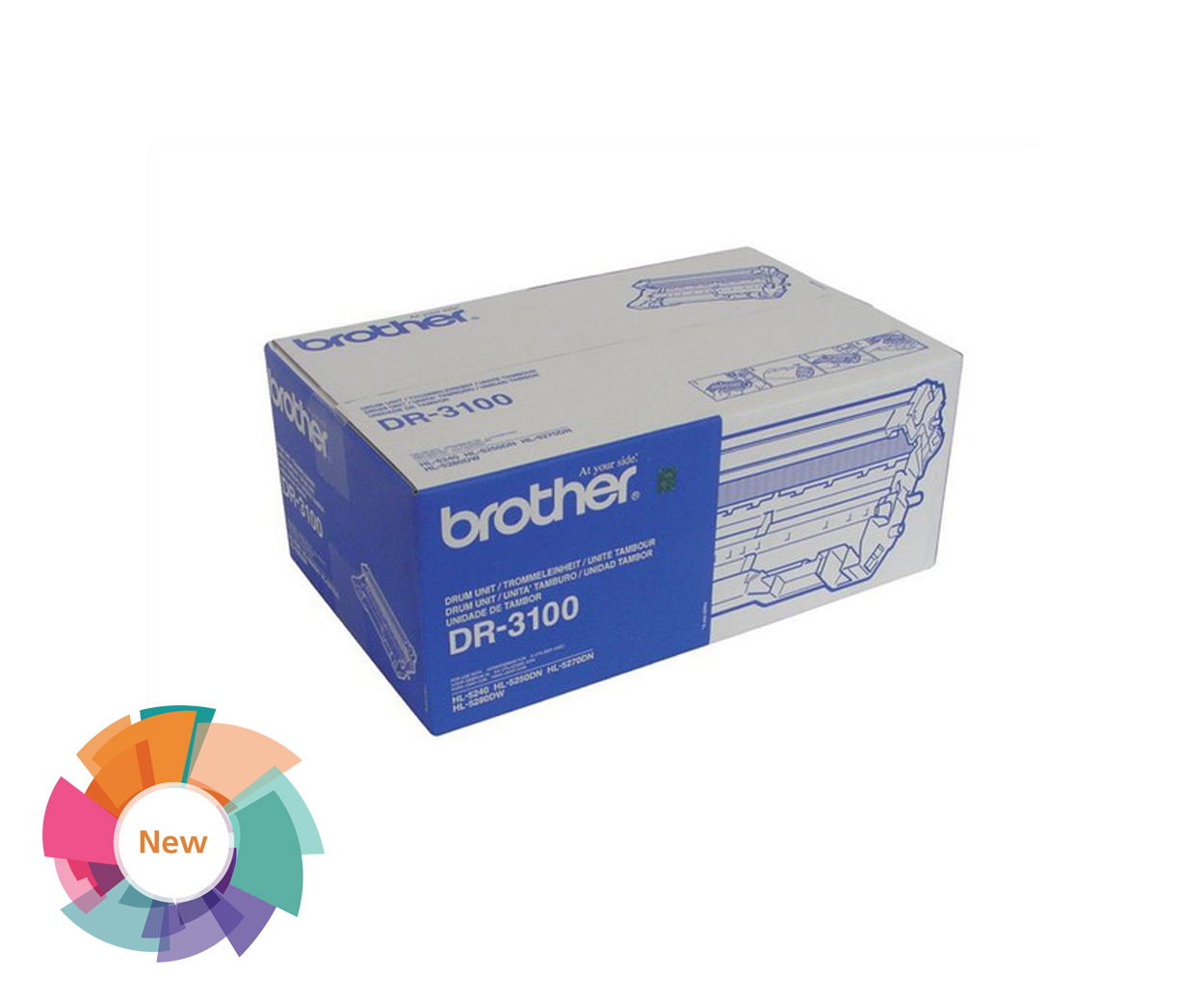 Stationery Clearance - Brother DR3100 Drum Unit