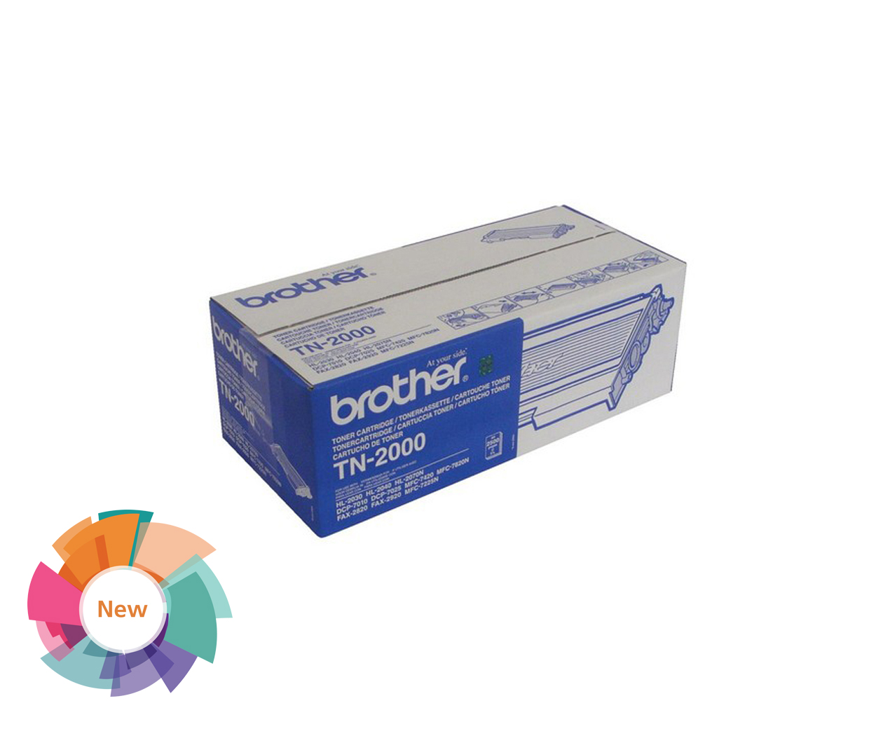 Stationery Clearance - Brother TN2000 Toner Cartridge