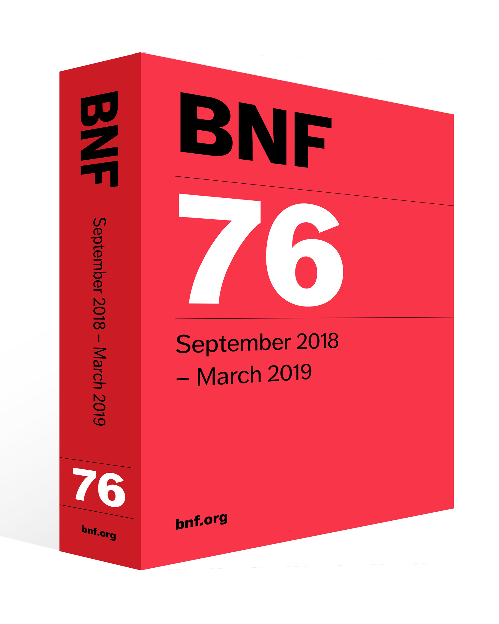 BNF 76 (British National Formulary)