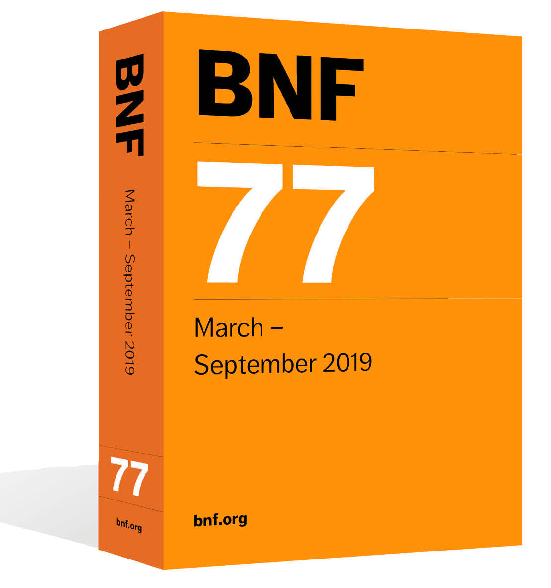 BNF 77 (British National Formulary)