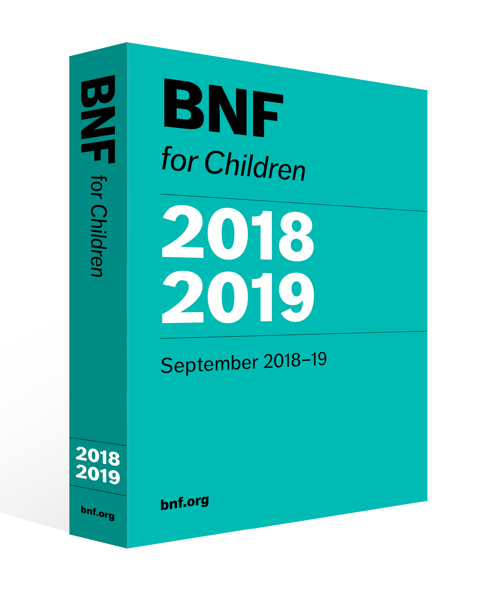 BNF for Children 2018-2019