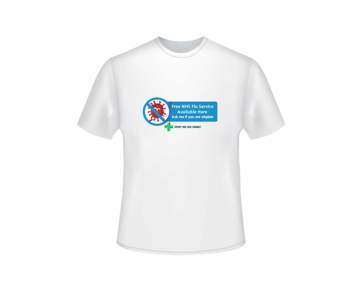 Flu T-Shirt EMBLEM470366