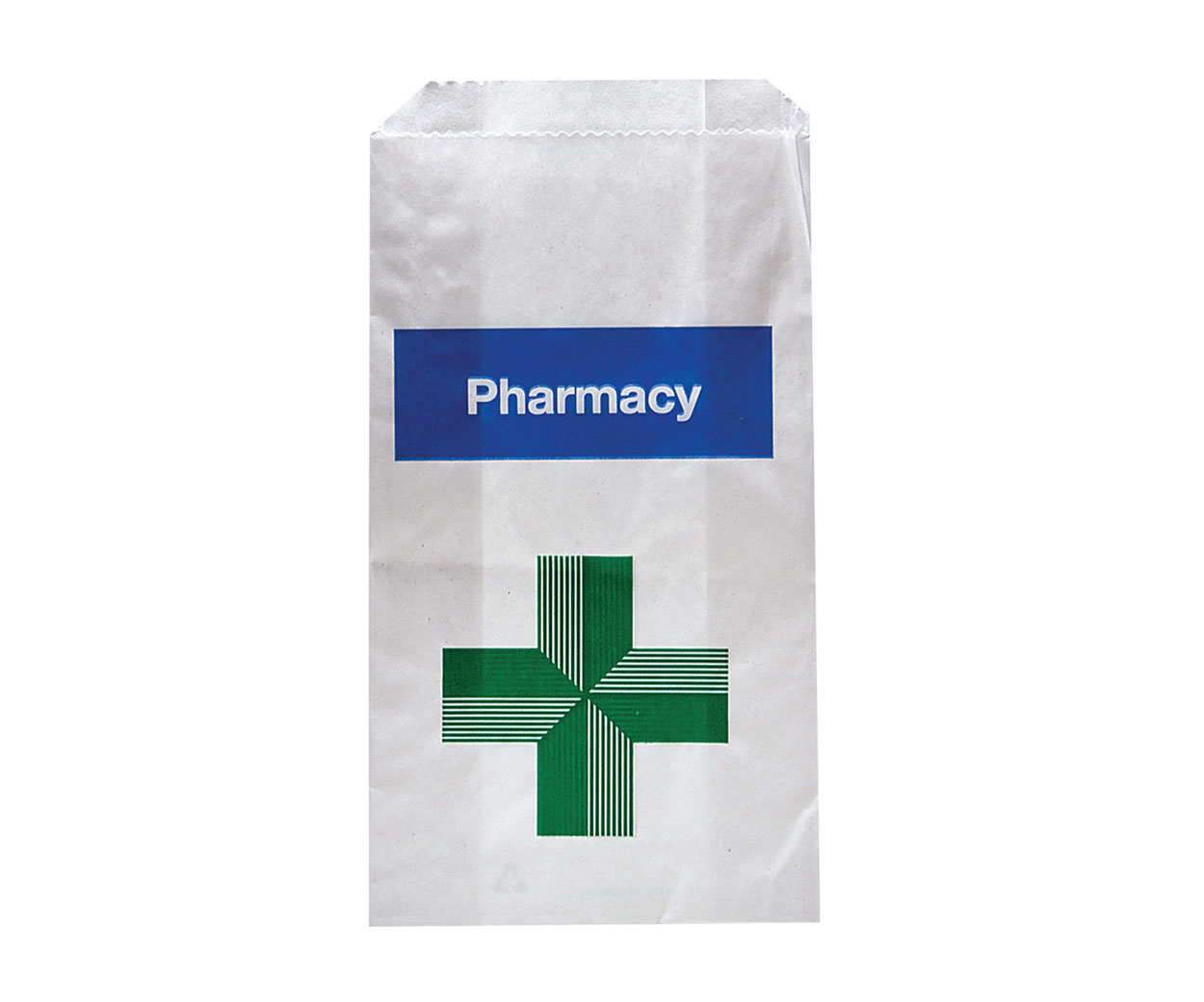 Paper Counter Bags - Bag size: 228mm x 304mm x 400mm