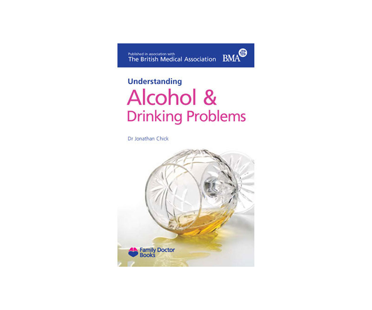 Understanding Alcohol & Drinking Problems - LOW STOCK