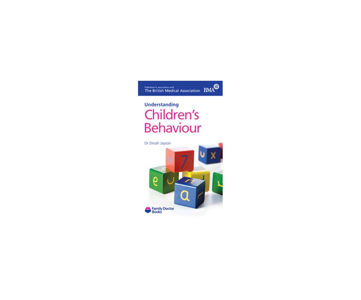 Understanding Children's Behaviour - LOW STOCK