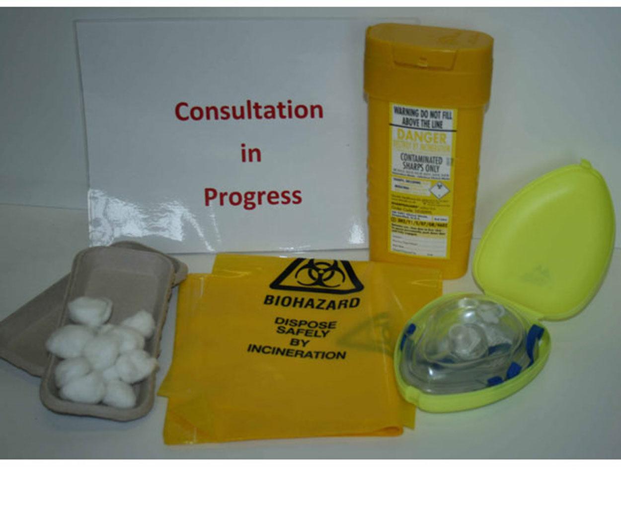 Flu Vaccination Kit