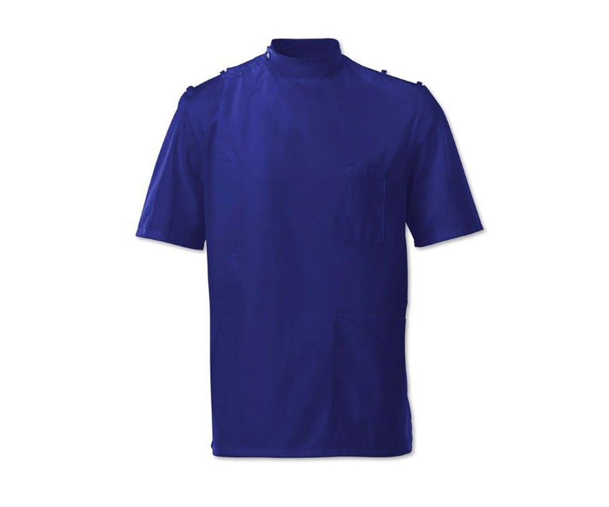 Mens mandarin collar healthcare tunic
