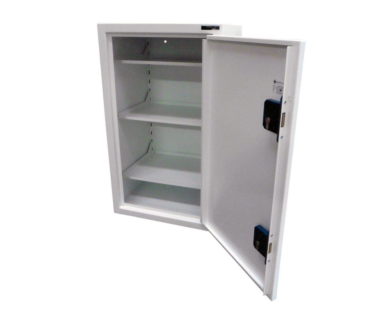 Controlled Drug Cabinet 850mm x 500mm x 450mm with warning light