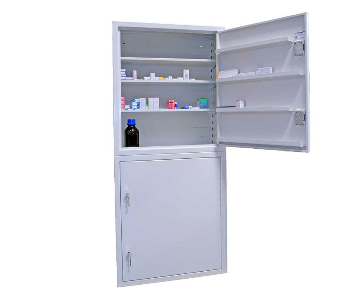 Controlled Drug Cabinet - 1730mm  x  760mm  x  305mm