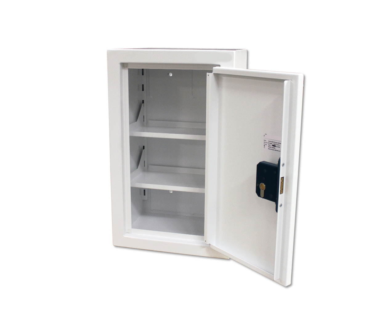 Controlled Drug Cabinet 500mm  x  350mm  x  300mm