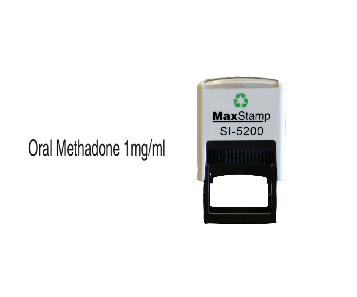 Oral Methadone Stamp