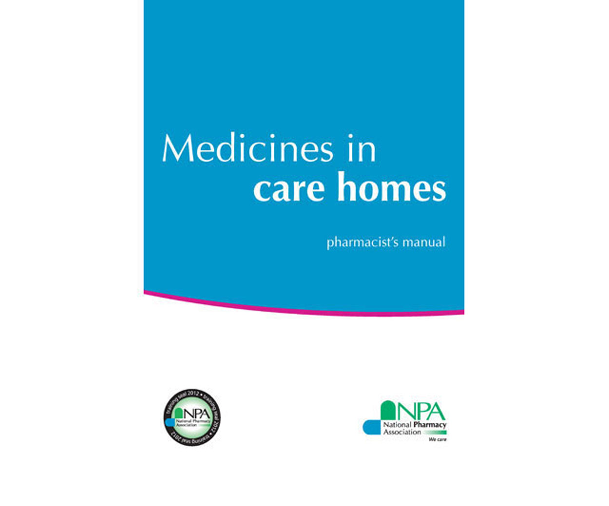Medicines in Care Homes Training Course - Bundle