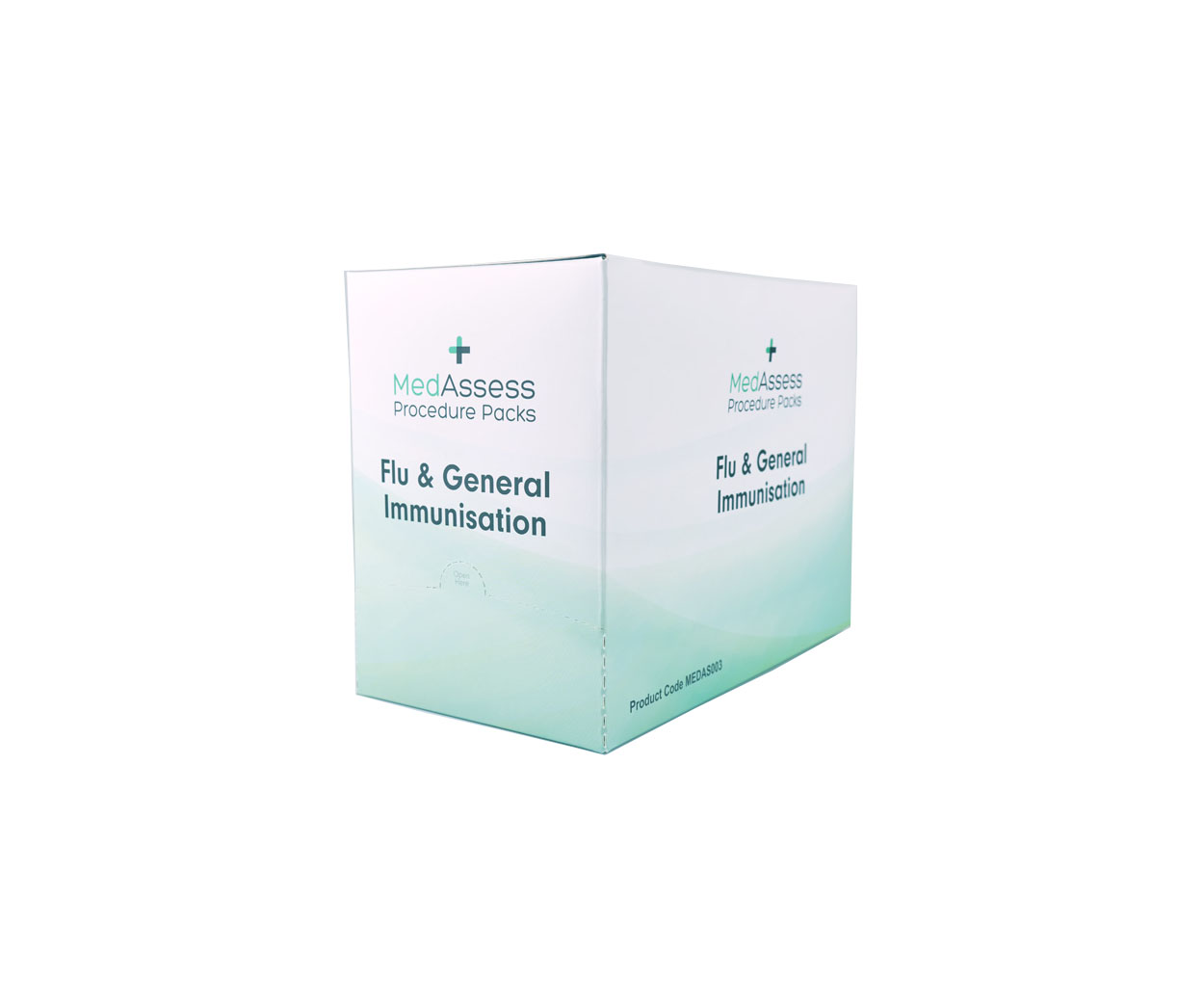 Flu & General Vaccination Kit - Pack of 20