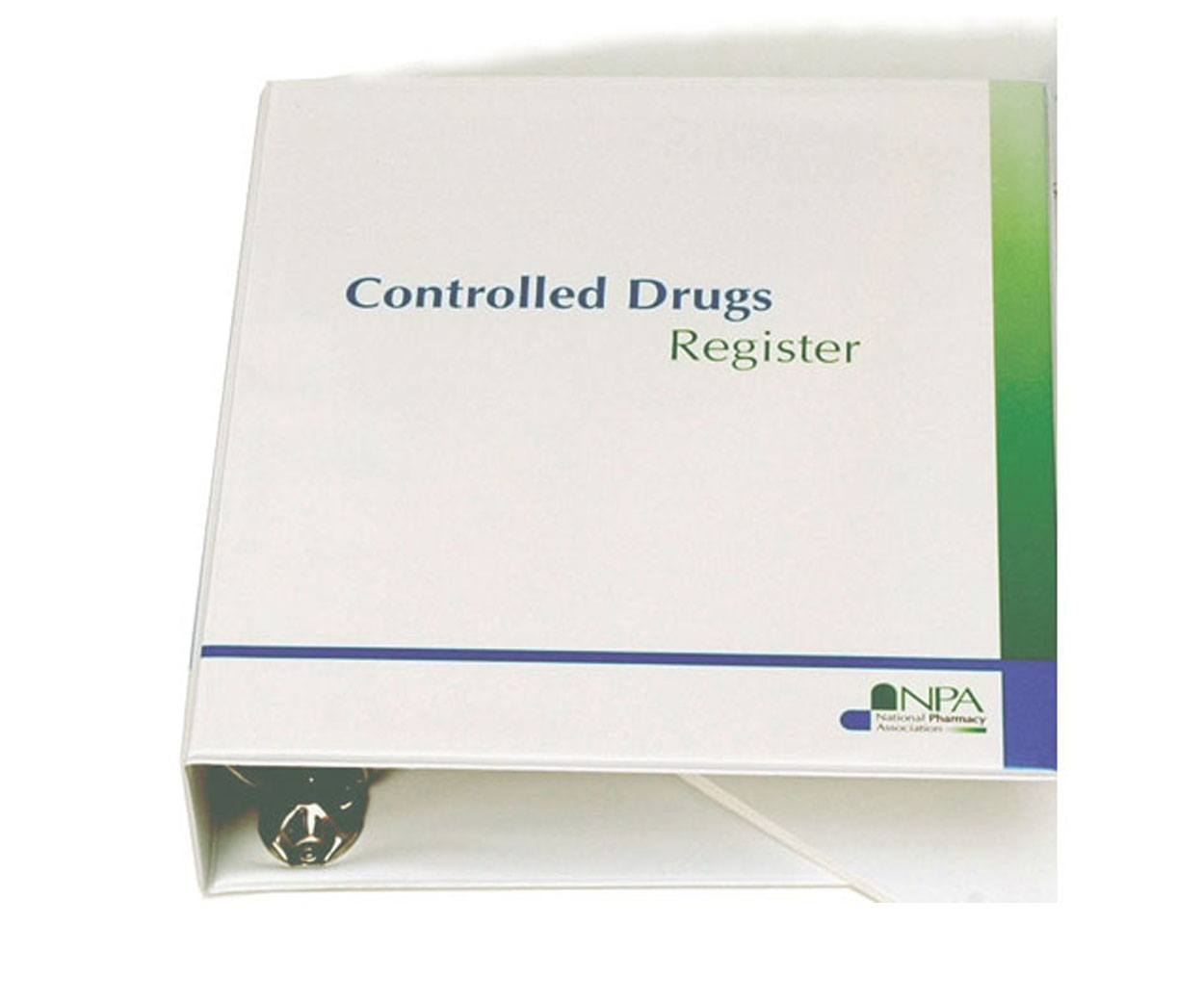 GREAT VALUE - NPA Binder for Controlled Drugs Register