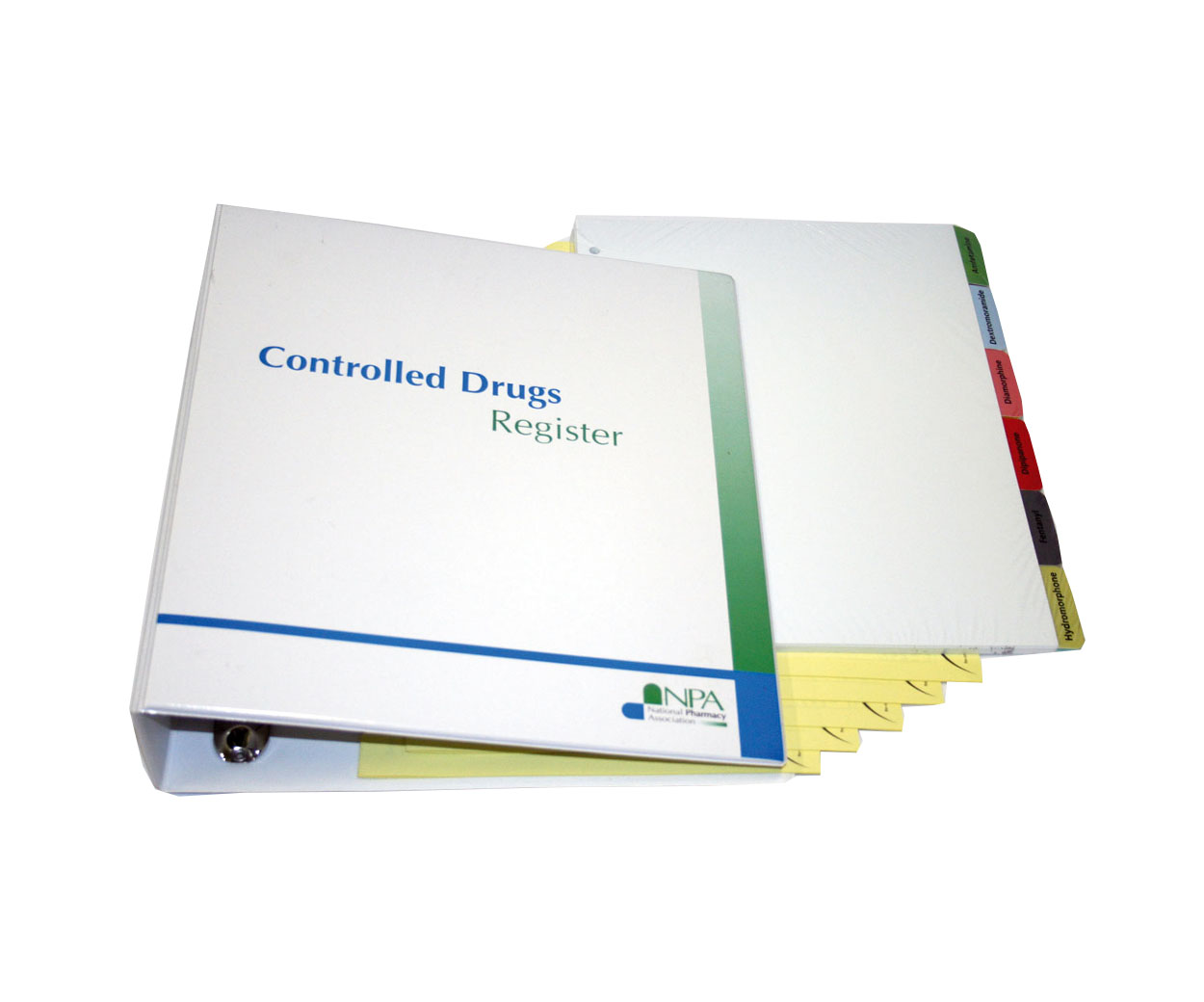 GREAT VALUE - Complete Controlled Drugs Register