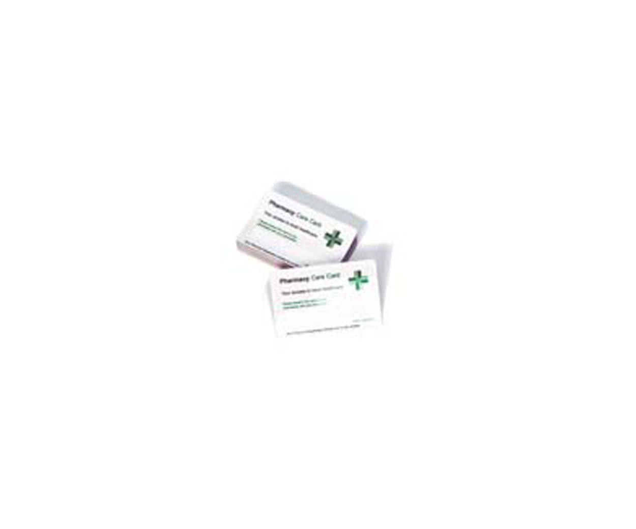 Pharmacy Patient Care Cards - Out of stock