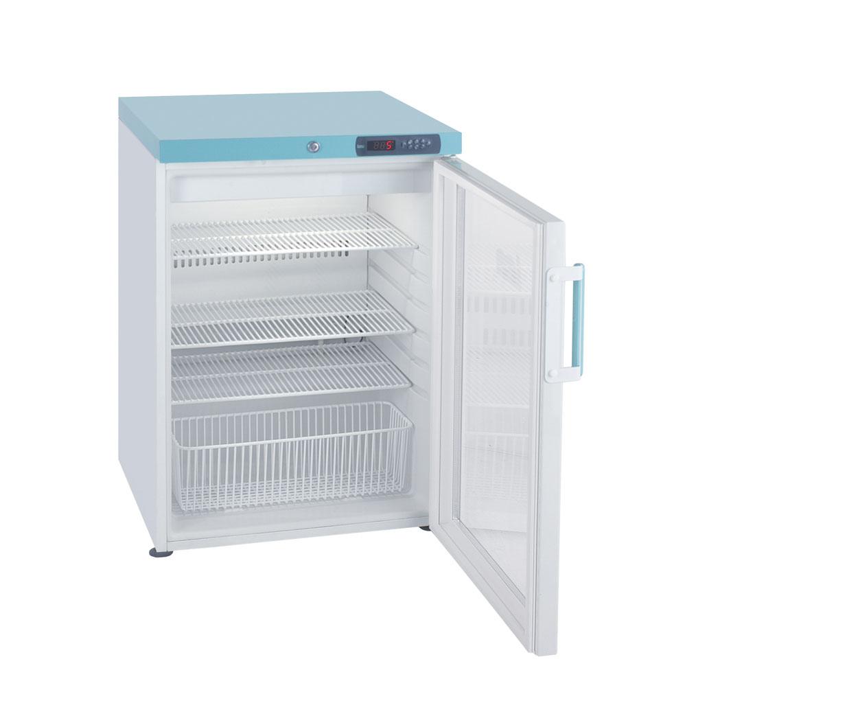 151 litre PGR151 Lec UK Under-counter Pharmacy Refrigerator
