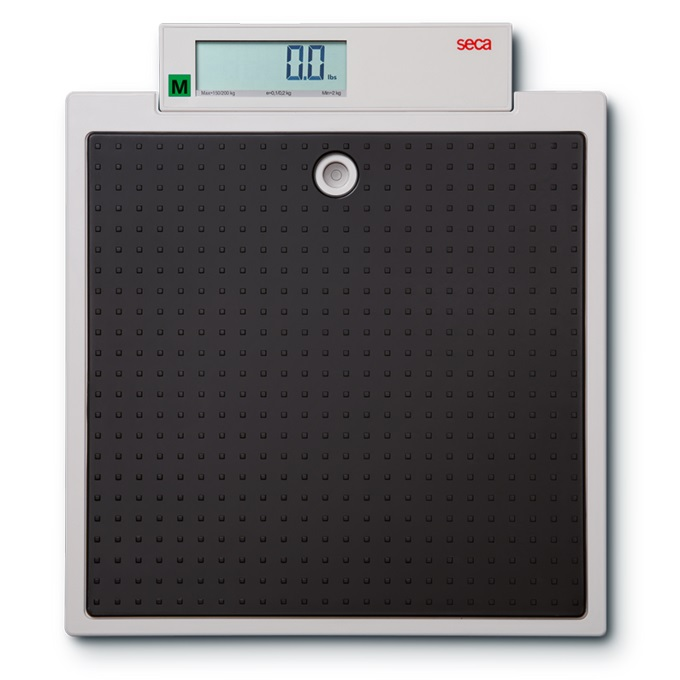 Seca model 875 flat style personal scale