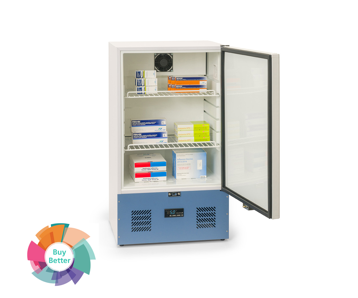 Shoreline SM75 Solid Door Pharmacy Fridge – 75 litre