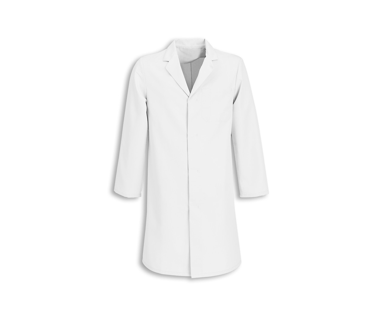 Men's Polyester Lab Coat