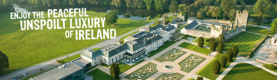 Castlemartyr — enjoy the peaceful unspoilt luxury of Ireland