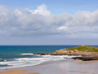 Natural Retreats Fistral Beach, Cornwall
