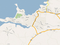 How to get to Tulloch, West Highlands