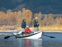Things to do at South Fork Lodge, Idaho