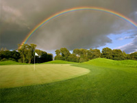 Golf at Castlemartyr, Co. Cork
