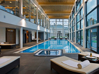 The spa at Castlemartyr, Co. Cork