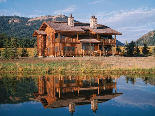 Natural Retreats South Fork Lodge, Idaho gallery
